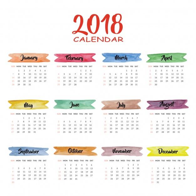 Agendacatalogus 2018
